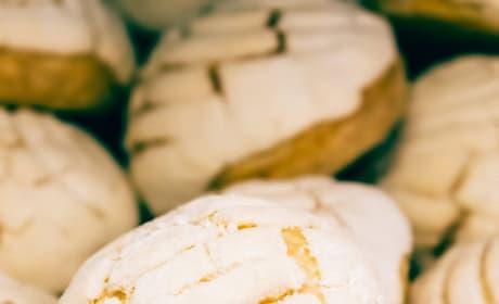 Concha Bread Picture