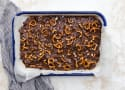 Pretzel Toffee Bark Recipe