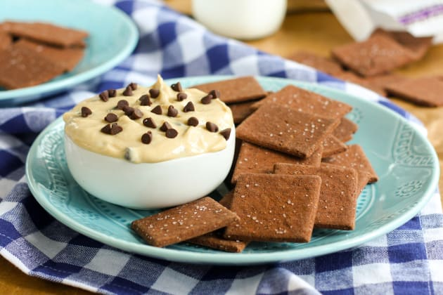 Gluten Free Cookie Dough Dip Photo