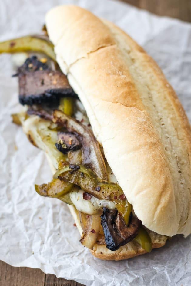 File 3 - Portobello Mushroom Sandwich