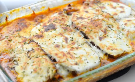 Eggplant Lasagna Photo