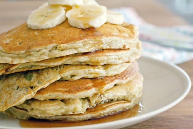 Banana Pancakes Photo