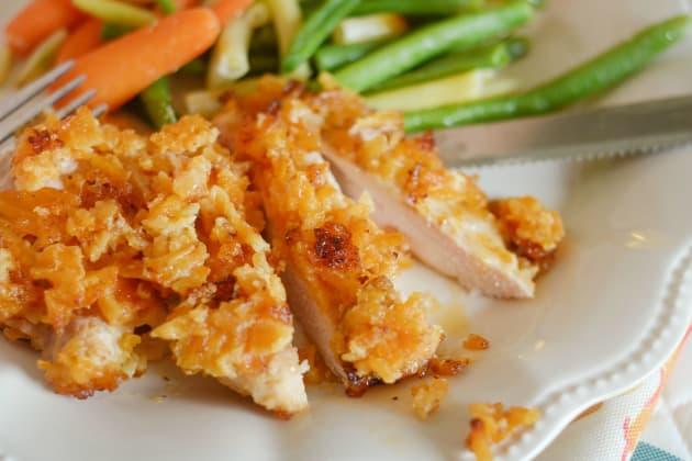 Cheddar Sour Cream Chicken Image