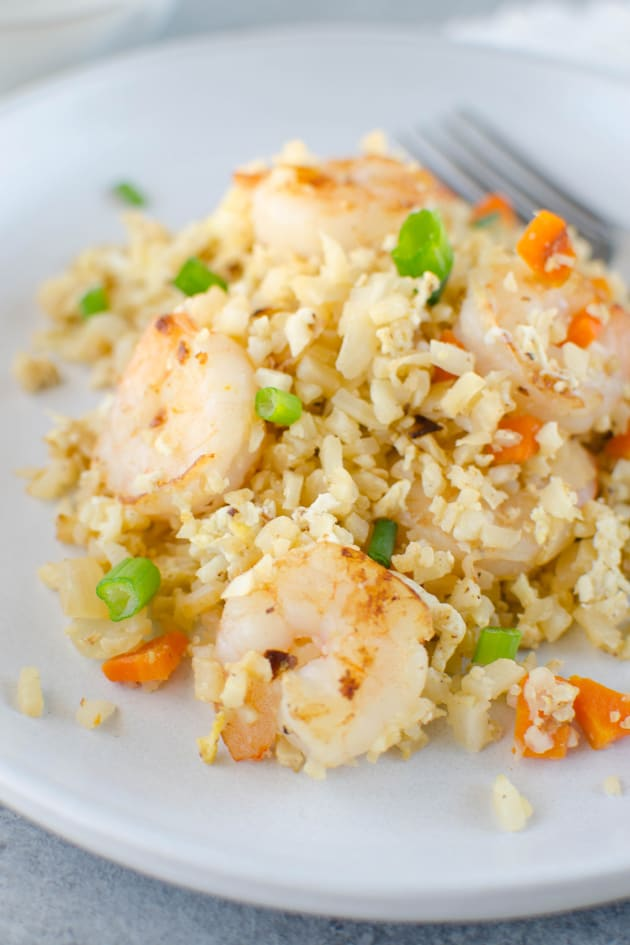 Paleo Shrimp Fried Rice Picture