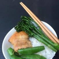 Quick Teriyaki Chicken