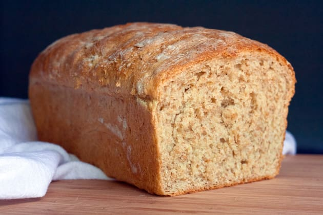 Honey Oatmeal Bread Photo
