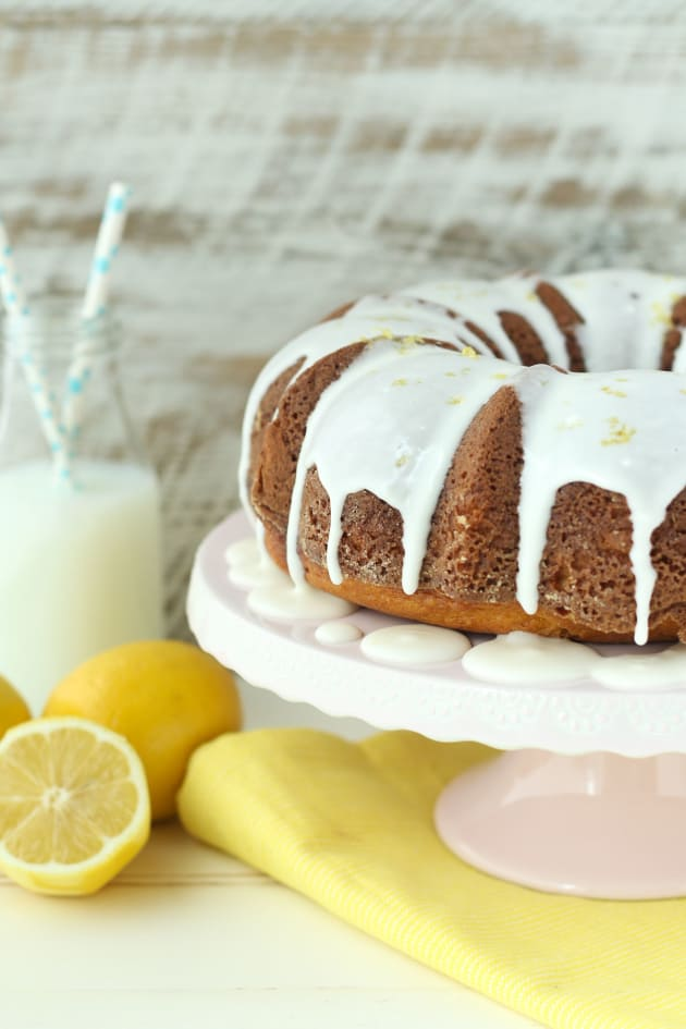 Lemon Bundt Cake From Box