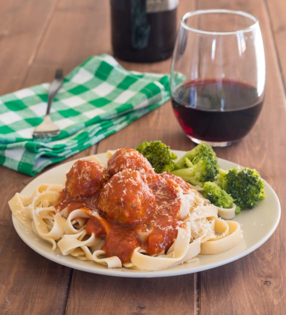 File 1 - Instant Pot Gluten Free Turkey Meatballs