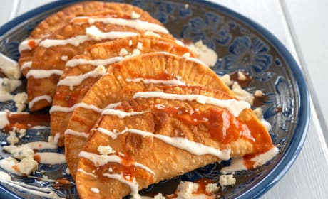 Buffalo Chicken Empanadas Photo