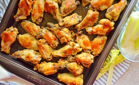 Slow Cooker Buffalo Chicken Wings Pic