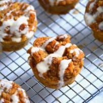 Gluten Free Pumpkin French Toast Muffins Recipe