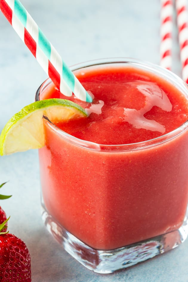 Strawberry Watermelon Smoothie Pic