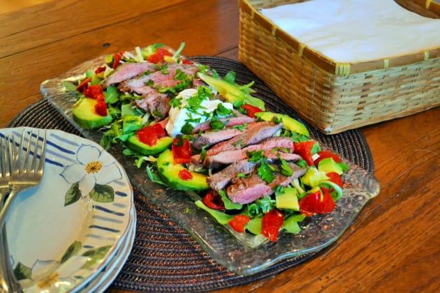 Carne Asada Salad Image