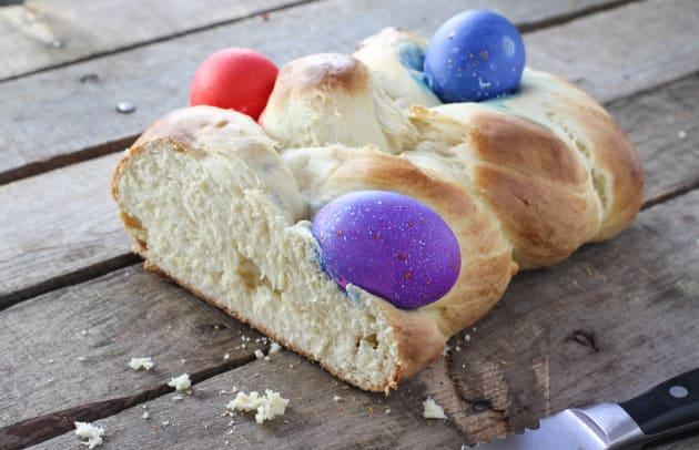 Italian Easter Bread Picture