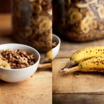 Banana Bread Granola Recipe