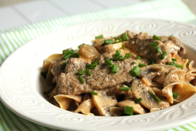Food Network Round Of Beef Recipe