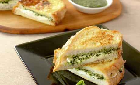 Mozzarella in Carrozza Recipe