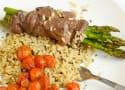 Steak Wrapped Asparagus