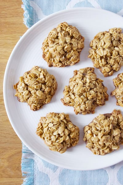 Gluten Free Oatmeal Cookies Picture