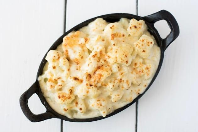 Cauliflower Cheese Photo