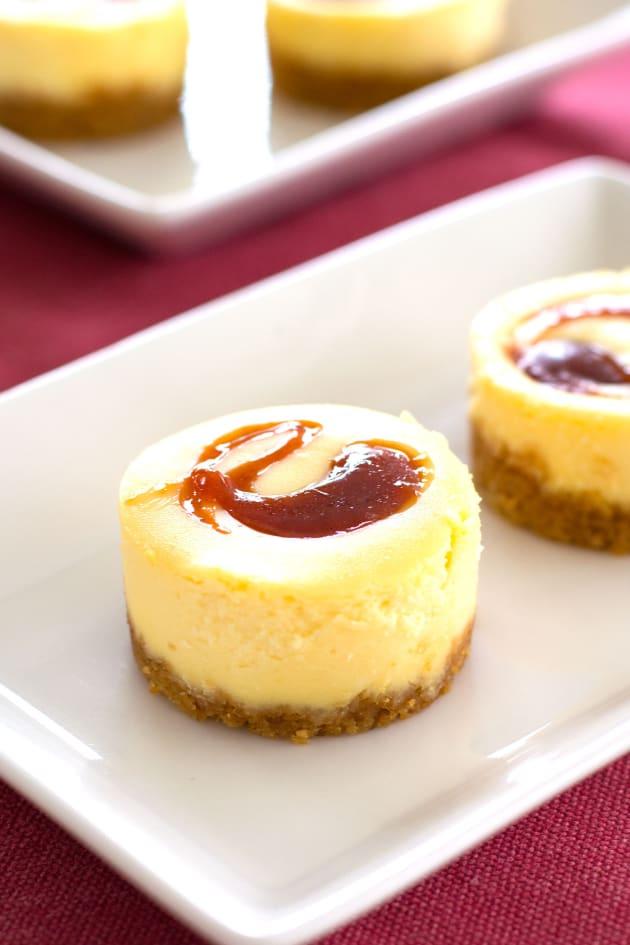 Mini Guava Cheesecakes Picture