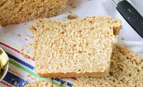 Three Seed Breakfast Bread Recipe