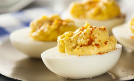 How to Make Deviled Eggs Photo