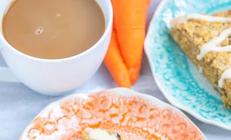 Carrot Cake Scones Pic