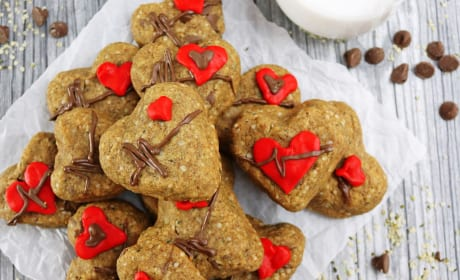 Gluten Free Chocolate Chip Hemp Cookies Recipe