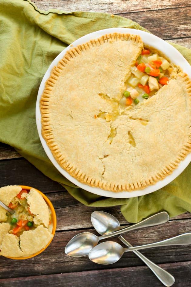 Gluten Free Chicken Pot Pie Pic