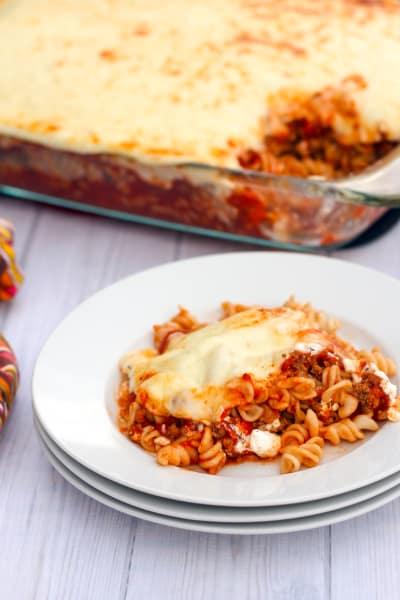 Gluten Free Lasagna Picture
