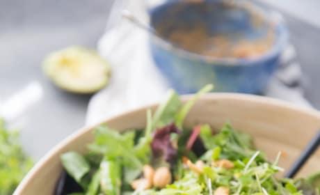 Thai Cashew Chicken Salad Pic