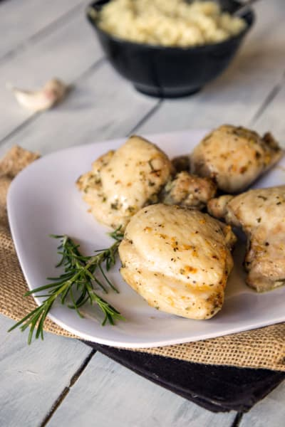 Rosemary Garlic Chicken Picture