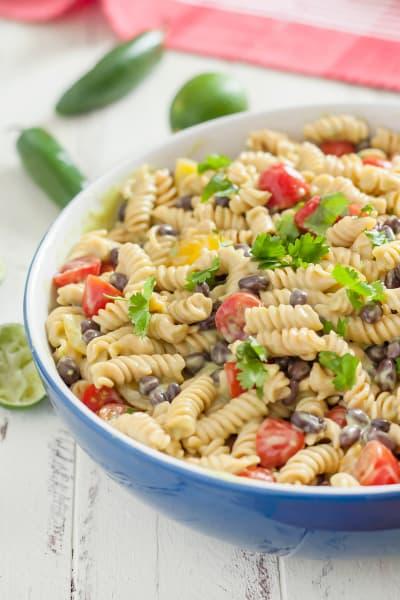 Gluten Free Southwest Pasta Salad Pic