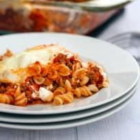 Gluten Free Lasagna Recipe