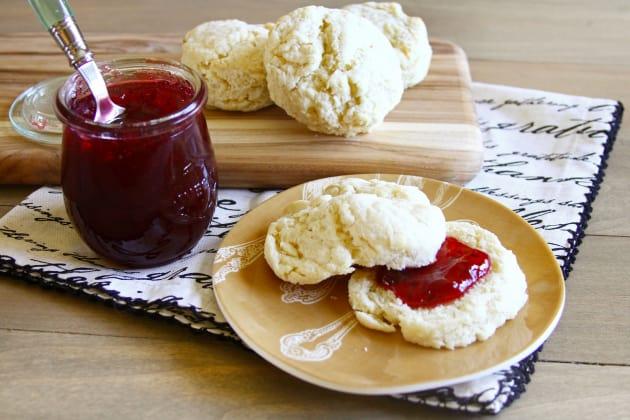 Old-Fashioned Gooseberry Jam Photo