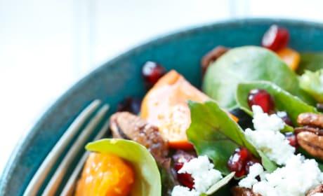 Winter Salad with Citrus Vinaigrette Image