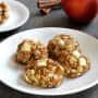 Gluten Free Apple Cardamom Cookies