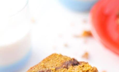 Cinnamon Roll Pumpkin Bread Image