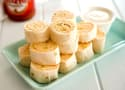 Buffalo Chicken Pinwheels Recipe