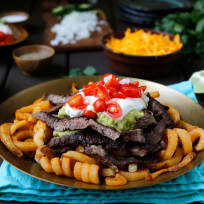 Carne Asada Fries Recipe