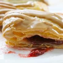 Peanut Butter and Jelly Pop Tarts Recipe