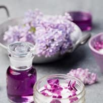 Best Lavender Vanilla Salt Scrub
