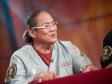 Iron Chef America Tournament of Champions Review: Garces vs. Morimoto