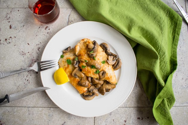Easy Chicken Marsala Photo