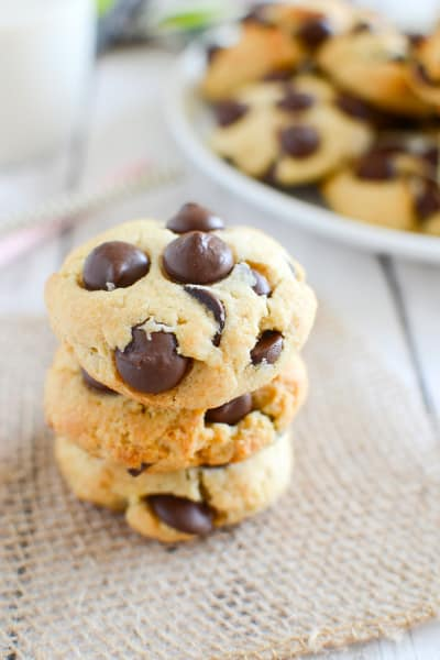 Paleo Chocolate Chip Cookies Picture