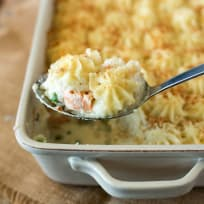 British Fish Pie Recipe