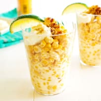 Mexican Corn in a Cup Recipe