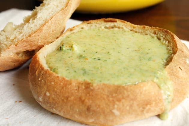 Sourdough Bread Bowls Jazz Up Your Soup Food Fanatic