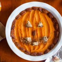 Sweet Potato Jack O' Lantern Recipe